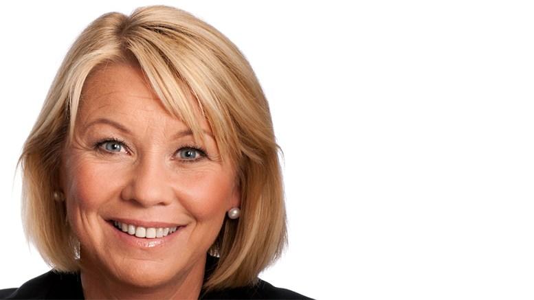 AVLYSER: Kommunal- og moderniseringsminister Monica Mæland (H) avlyser besøk i Arendal fredag. Pressefoto: Hans Jørgen Brun