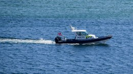 MANGE KONTROLLERTE: Agder politidistrikt økte antallet kontroller og var mer på sjøen i sommer. Foto: Esben Holm Eskelund