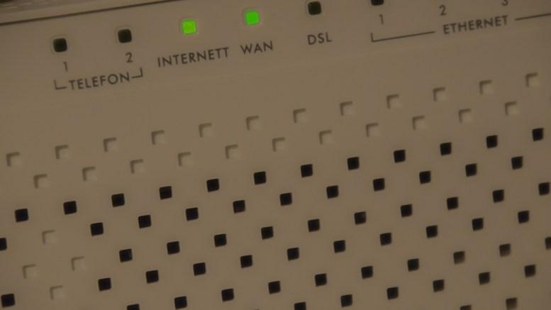 BREDBÅND:Frps Anders Kylland ønsker større engasjement fra kommunen for å få bygd ut bredbånd til alle. Illustrasjonsfoto/Lokalavisen Geita