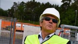 ROPSTAD-NEI: Tromøymannen Tormod Vågsnes trenger sannsynligvis ikke hjelm, selv om det kan bli tøffe tak på det ekstraordinære landsmøtet i Kristelig Folkeparti fredag. Arkivfoto: Esben Holm Eskelund