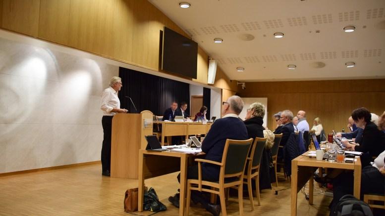 SOSIALHJELP: Bystyreflertallet i Arendal gjør flere endringer i rådmannens forslag til budsjett for neste år. Blant annet skal sosialhjelpsatsen økes for første gang på to år. Foto: Esben Holm Eskelund