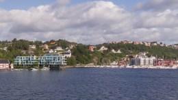 FÅR BYGGE: Et flertall i bystyret har sagt til planen for Havstadodden. Illustrasjonsfoto