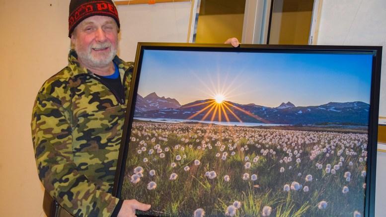 PRISVINNENDE FOTOGRAF: Jarle Kvam, bosatt på Tromøy, gjør suksess med fotografi. Foto: Esben Holm Eskelund