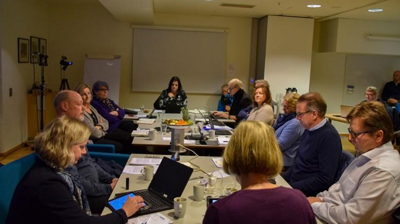 HOVE-REGULERING: Kommuneplanutvalget sier nei til rådmannens anbefaling om å si ja til oppstart av reguleringsplanarbeid for del av Hoveodden. Foto: Esben Holm Eskelund