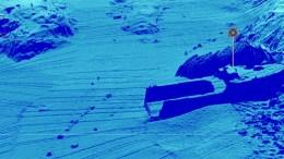VRAK: Under arbeidet med en plan for å tildekke sjøbunnen ved Vindholmen for å stenge inne forurenset sjøbunn, ble det oppdaget to vrak. Disse har Fylkesmannen i Aust- og Vest-Agder nå gitt tillatelse til at kan heves. Foto: Agder Dykk
