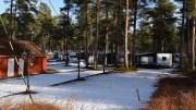 UTFLYTTING: Flyttefristene står fast for tidligere faste leietakere på Hove camping. Foto: Esben Holm Eskelund