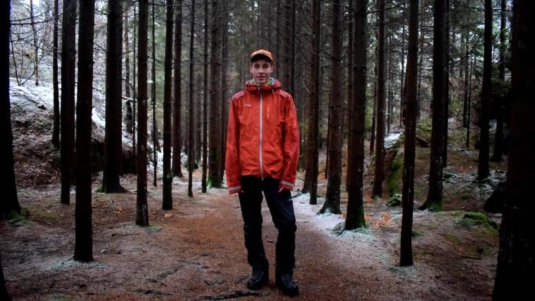 ÅRETS VILLMARKING: Isak Knutsen fra Tromøy kan bli årets villmarking 2019, og trenger alle stemmer han kan få, for å komme seg til finalerundene. Arkivfoto: Esben Holm Eskelund