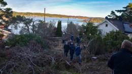 ØYNA-BOLIG: Kommuneplanutvalget går inn for å tillatte boligen som ønskes bygget på Øyna, etter at tiltakshaver nå har imøtekommet politikernes ønsker. Arkivfoto