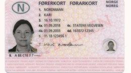 FØRERKORTLØST: Nå kan du trolig snart kjøre uten førekort, men det betyr ikke at du ikke må ha gyldig førerkort for å kjøre. Foto: Statens vegvesen