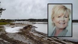 ADVOKATVURDERING: Anne Cathrine Nygård i Bevar Hoveodden har engasjert advokatkontor for å se på Hove-saken. Foto: Esben Holm Eskelund/Privat
