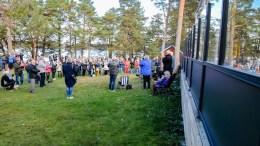 UAVHENGIG LISTE: En uavhengig valgliste med utspring i Hove-engasjementet kan gi politisk jordskjelv i Arendal. Arkivfoto