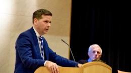 SVARER FOR HDU: Advokat Ole Magnus Heimvik i Advokatkontoret Hald & Co skriver i en vurdering av gjennomgangen av avtaler og avgjørelser bestilt fra organisasjonen Bevar Hoveodden ikke har holdepunkter for at Canvas Hove-avtalene er ugyldige. Foto: Esben Holm Eskelund