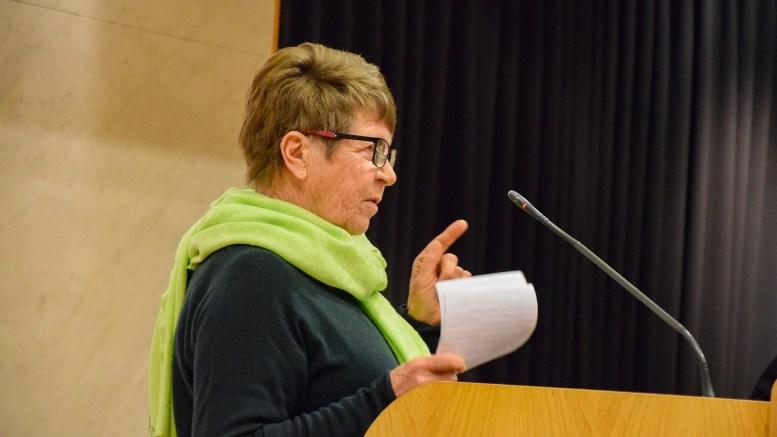 HOVE-GRANSKING: Nestleder i kontrollutvalget i Arendal bystyre, Liv Andersen (Ap) orienterte formannskapet om kostnaden som anslås for gransking av Hove-saken. Arkivfoto