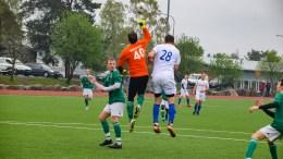 LOKALPATRIOTER: Trauma Fotball håper lokale supportere av seriefotballen i femtedivisjon møter i hopetall til oppgjøret mellom Trauma og Rygene på Hove førstkommende torsdag. Foto: Esben Holm Eskelund