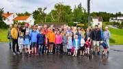 AKT-PROTEST: Et stort antall innbyggere øst på Tromøy reagerer kraftig på at Agder kollektivtrafikk mer eller mindre utraderer busstilbudet til Hastensund. Foto: Esben Holm Eskelund