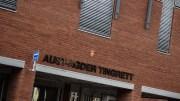 TINGRETTEN: Aust-Agder tingrett. Illustrasjonsfoto