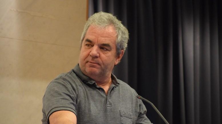 """KNEBLER DEBATTEN: Bystyrerepresentant Edward Terjesen (Frp) mener det er negativt at """"politisk korrekte"""" skal kneble samfunnsdebatten. Arkivfoto"""