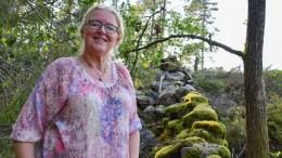HELE KOMMUNEN: Ordførerkandidat Milly Olimstad Grundesen (Sp) vil at folk også skal kunne bo i utkantene av kommunen. Foto: Esben Holm Eskelund