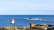 STORSTILT OPPGRADERING: Fyrene på Gitmertangen helt øst på Tromøy foreslås bygget om, i forbindelse med omfattende sjømerkingsprosjekt i regi av Kystverket. Arkivfoto