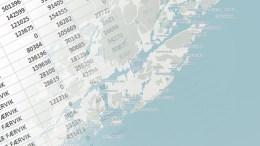 ØYTALLENE: Skattelistene avdekker forskjeller mellom de ferskeste skattebetalerne på Hisøy og Tromøy i inntekt, formue og skatt. Illustrasjon
