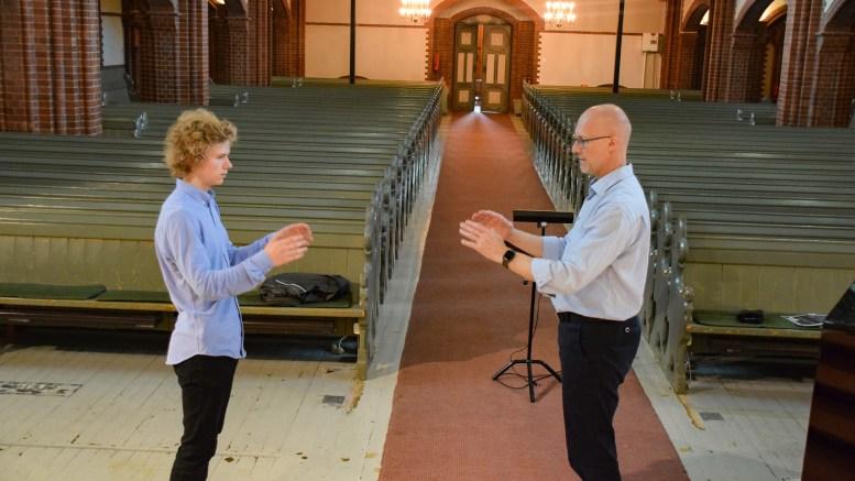 KULTURSAKENE: Historien om Lucas Fagerviks (17) debut som dirigent fikk mange lesere i året som har gått. Her ser du hele topplisten. Arkivfoto