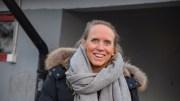 TROMØY-JUL: Marie Navestad Gundersen (31) deltok i sitt andre VM før hun dro på juleferie hjem til Rægevig. Foto: Esben Holm Eskelund