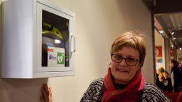 AVVIKLER: Etter 19 år på Tromøytunet legger Astrid Straand ned kaféen. Arkivfoto