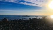 ØSTERSKJÆR: Øst for Bjellandstrand ligger Østerskjær. Foto: Esben Holm Eskelund