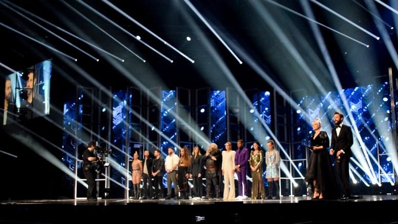 MGP-SKANDALEN: Måten ti finalister ble til fire på i MGP 2020 er en komplett skandale. Foto: Esben Holm Eskelund