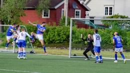 TRAUMA FOTBALL: Trauma er godt i gang med treningskampene opp mot sesongstart. Arkivfoto