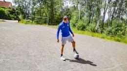 TALENTLEIR: Adrian Siqveland Sunde er tatt ut på skyggelandslaget for G15, og skal på Equinor Talentleir. Arkivfoto
