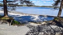 SÅRBART OMRÅDE: Åge Håland mener helårsaktiviteter i Hovekilen er stikk i strid med hva sårbarhetsanalysen sier for området. Han ber nasjonalparkstyret være våkne. Arkivfoto