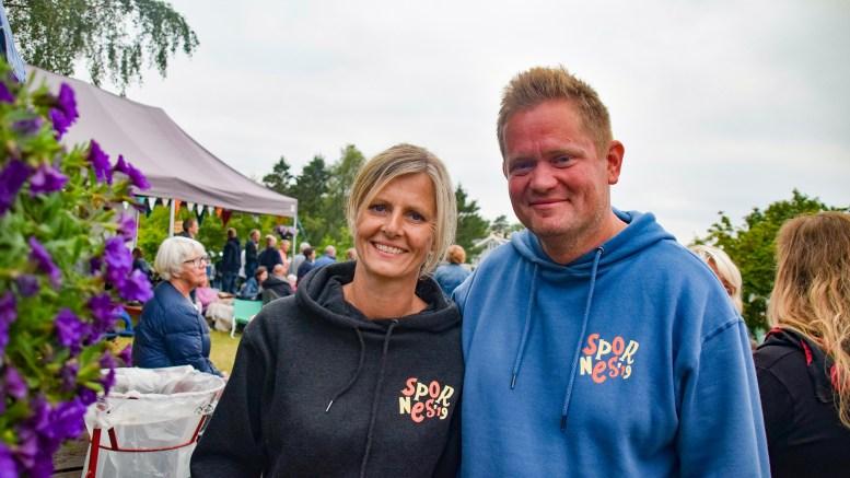 GODE 2019-TALL: Mari Dale og Tom Rudi Torjussen i Studio Spornes leverte overskudd i selskapet i fjor. Arkivfoto