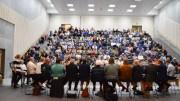 INNFRI LØFTET: Skoleskyss var tema i valgdebatten på Tromøy før lokalvalget i fjor. Nå oppfordres politikerne til å følge opp løftene. Arkivfoto