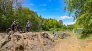 TRAUMA SYKKELPARK LANGHAVEN: Trauma bygger sykkepark ved Kjenna, hvor det skal være mulig å utfordre seg selv med pedaler under føttene. Foto: Esben Holm Eskelund