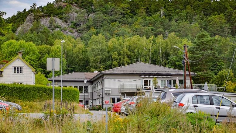 OMBYGGING: En reduksjon i antall pasienter og ombygging av Færvik bo- og omsorgssenter kan være et grep for å bedre arbeidsforholdene for de ansatte. Foto: Esben Holm Eskelund
