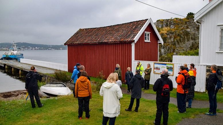 BRYGGEANLEGG: Å ta vekk Pellebrygga som offentlig anløpssted for ferjetrafikk for å flytte det til et nytt anlegg på Nabben vil være et stort feilgrep. Foto: Esben Holm Eskelund