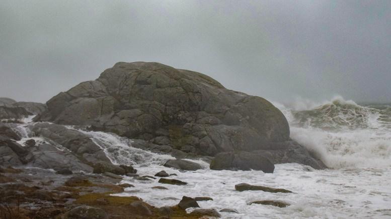 VENTER RUSKEVÆR: Spornes kan bli ruskete torsdag, når det varsles kraftige vindkast mot land. Arkivfoto