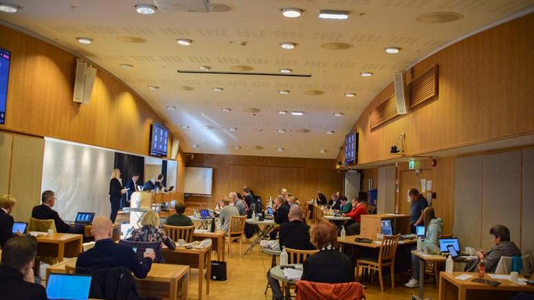 ENDRER STRATEGI: Bystyret i Arendal ønsker mer aktivitet i havna og er ikke interessert i fortsatt å begrense aktiviteten. Foto: Esben Holm Eskelund
