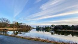 SAULEKILEN: Viktig våtmarksområde, med skikkelig gjørmete navn. Foto: Esben Holm Eskelund