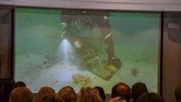 SPØKELSESFISKE: Store mengder tapte redskaper ligger på havbunnen i Raet nasjonalpark og fisker uten at fangsten blir hentet. Arkivfoto