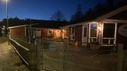 KORONAKARANTENE: En avdeling ved Fabakken barnehage er satt i karantene fra og med onsdag. Foto: Esben Holm Eskelund
