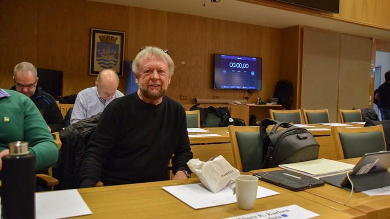 TROMØY-VERV: Thore Kristian Karlsen (Hovelista) innstilles som ny representant for kommunen i Tromøy frivilligsentral. Arkivfoto