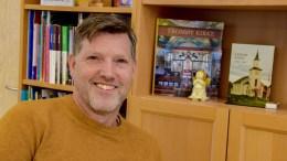 KORONAPÅSKEN: Sogneprest Lars Peder Holm og Tromøy menighet har funnet løsninger for å feire påsken i det andre kornonaåret. Arkivfoto