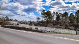 DYRENAVN: De to veiene på Tybakktoppen har fått dyrenavn, i likhet med det eksisterende veinettet i Tybakken terrasse. Foto: Esben Holm Eskelund