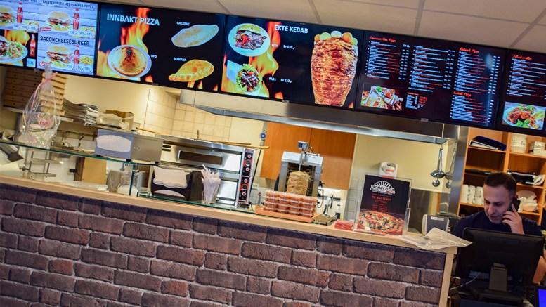 MILLIONOMSETNING: Tromøy Pizza AS gikk i pluss første driftsår, ifølge tall fra årsregnskapet godkjent av Brønnøysundregisteret. Arkivfoto
