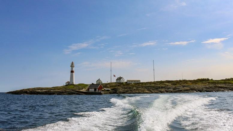 KYSTOBSERVATORIUM: Havforskningsinstituttet ønsker å etablere live-overvåkning av kystøkosystemet i Skagerrak med utgangspunkt i Torungen fyr. Arkivfoto