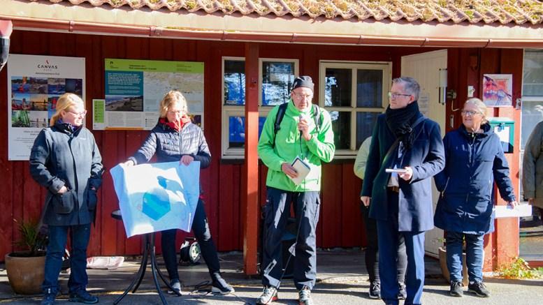 HOVE-ALTERNATIV: Naturvernforbundet Arendal åpner for alternativer forbundet mener vil gjøre campingområdet enda lekrere for nasjonalparkstatus. Foto: Esben Holm Eskelund