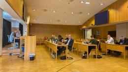 ESA-KLAGEN: Sluttsummen for ESA-klagen fra Bevar Hoveodden diskuteres politisk. Inger Brokka de Ruiter (SV) advarer mot å dele ut skyld. Foto: Esben Holm Eskelund
