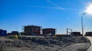 MARISBERG: Videre utvikling og utbygging av boliger på Marisberg er høyt prioritert av bystyret i Arendal. Arkivfoto